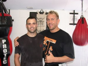 Nick Martin Sifu & Eric Paulson
